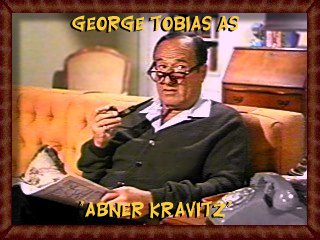 George Tobias as Abner Kravitz