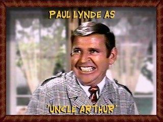 Paul Lynde as Uncle Arthur