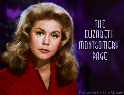 elizabeth montgomery photos