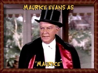 Maurice Evans as Maurice (Daddy)