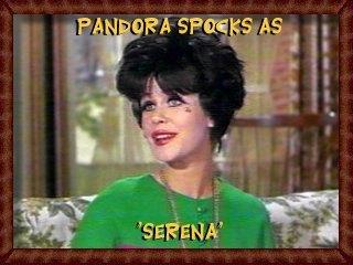 Elizabeth Montgomery also portrayed Cousin Serena