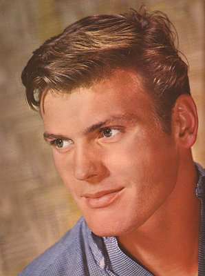 Young Tab Hunter 1953