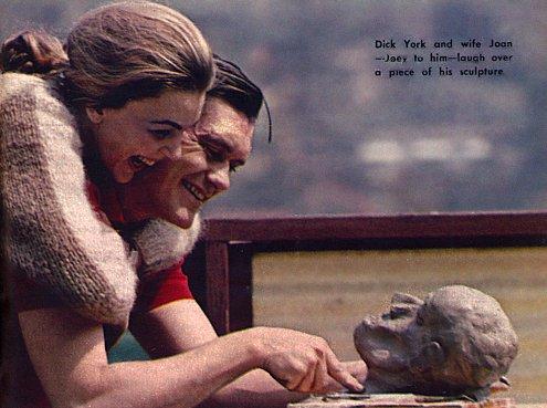DickYork & wife Joan